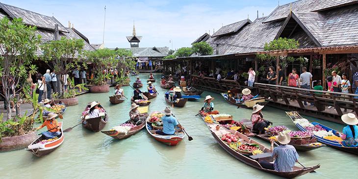 Pattaya - Raj dla wszystkich